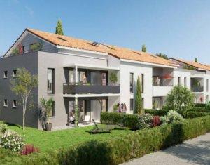Achat / Vente appartement neuf Colomiers proche école (31770) - Réf. 3145