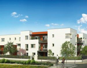 Achat / Vente appartement neuf Colomiers quartier des Argoulets (31770) - Réf. 3156