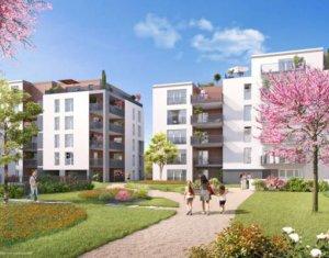 Achat / Vente appartement neuf Colomiers quartier des Fenassiers (31770) - Réf. 3255