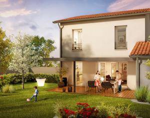 Achat / Vente appartement neuf Cugnaux proche base de sports et de loisirs de la Ramée (31270) - Réf. 3611