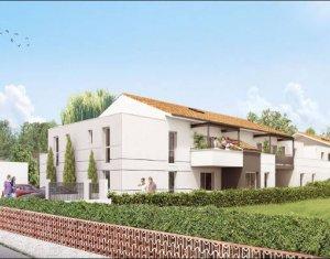 Achat / Vente appartement neuf Cugnaux proche centre-ville (31270) - Réf. 3585