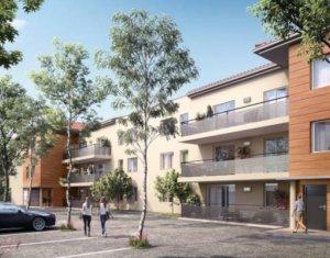 Achat / Vente appartement neuf Cugnaux proche centre-ville (31270) - Réf. 3543
