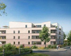 Achat / Vente appartement neuf Cugnaux proche centre-ville (31270) - Réf. 3128