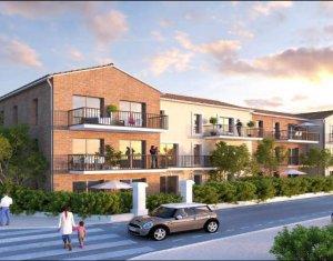 Achat / Vente appartement neuf Eaunes aux portes de Toulouse (31600) - Réf. 5514