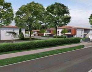 Achat / Vente appartement neuf Fonsorbes proche commodités (31470) - Réf. 4653