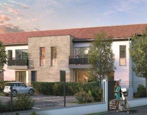 Achat / Vente appartement neuf Frouzins à deux pas des commodités et écoles (31270) - Réf. 4150