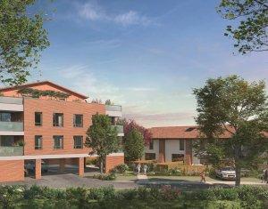 Achat / Vente appartement neuf Labarthe-sur-Lèze au pied du bus 316 (31860) - Réf. 6105