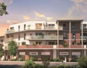 Achat / Vente appartement neuf Labarthe-sur-Lèze proche centre-ville (31860) - Réf. 5361