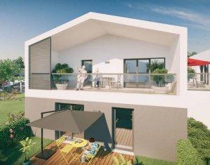 Achat / Vente appartement neuf Launaguet proche quartier Borderouge (31140) - Réf. 4166