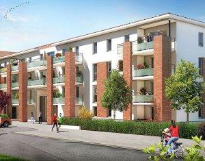 Achat / Vente appartement neuf Mondonville coeur de ville (31700) - Réf. 3108