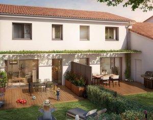 Achat / Vente appartement neuf Pibrac Ensaboyo (31820) - Réf. 5602
