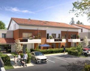 Achat / Vente appartement neuf Roques au sud-Ouest de Toulouse (31120) - Réf. 3434