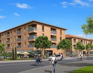 Achat / Vente appartement neuf Saint-Jory proche de Toulouse (31790) - Réf. 3317