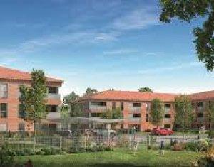 Achat / Vente appartement neuf Saint-Jory proche du centre (31790) - Réf. 3540