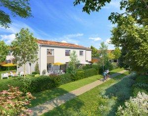 Achat / Vente appartement neuf Saint-Jory proche lac (31790) - Réf. 3113