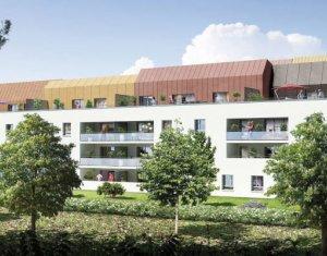 Achat / Vente appartement neuf Saint-Orens-de-Gameville à 700 m de la mairie (31650) - Réf. 3144