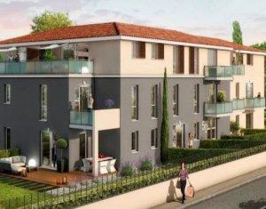 Achat / Vente appartement neuf Saint-Orens-de-Gameville à 8 minutes de la gare (31650) - Réf. 3804