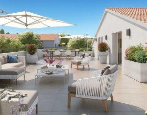 Achat / Vente appartement neuf Saint-Orens-de-Gameville cœur de ville (31650) - Réf. 3115