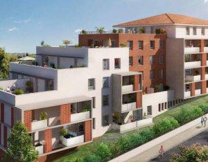 Achat / Vente appartement neuf Saint-Orens-de-Gameville proche centre (31650) - Réf. 5334