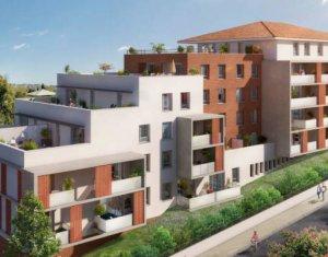 Achat / Vente appartement neuf Saint-Orens-de-Gameville proche transports (31650) - Réf. 3534