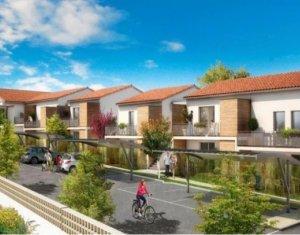 Achat / Vente appartement neuf Saint-Orens-de-Gameville quartier résidentiel (31650) - Réf. 217