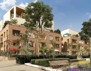 Achat / Vente appartement neuf Toulouse au cœur du quartier Guillaumet (31000) - Réf. 5963