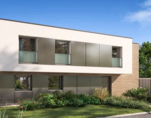 Achat / Vente appartement neuf Toulouse près du métro A et tramway T1/T2 (31000) - Réf. 5959