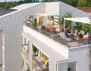 Achat / Vente appartement neuf Toulouse proche bus et commerces (31000) - Réf. 4842