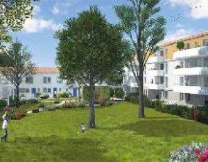 Achat / Vente appartement neuf Toulouse proche parc de la Maourine (31000) - Réf. 3546