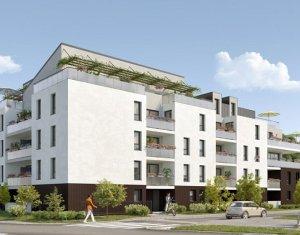 Achat / Vente appartement neuf Toulouse quartier de la Roseraie (31000) - Réf. 3440