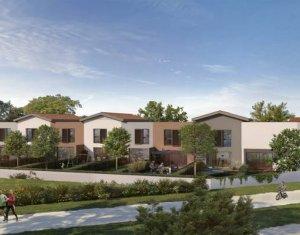 Achat / Vente appartement neuf Toulouse quartier Lardene proche zone de la Ramée (31000) - Réf. 5369