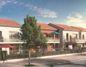 Achat / Vente appartement neuf Toulouse quartier Saint-Simon à 500m du bus 53 (31000) - Réf. 5640