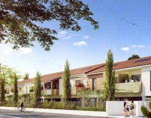 Achat / Vente appartement neuf Toulouse quartier Saint-Simon proche transports (31000) - Réf. 3766