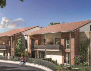 Achat / Vente appartement neuf Toulouse Saint-Simon proche centre (31000) - Réf. 3309