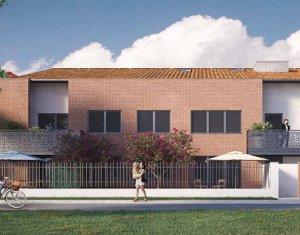 Achat / Vente appartement neuf Toulouse secteur la Croix-Daurade (31000) - Réf. 4809