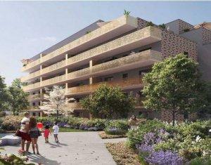 Achat / Vente appartement neuf Toulouse secteur Saint-Martin (31000) - Réf. 3998