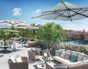 Achat / Vente appartement neuf Toulouse sur les berges de la Garonne (31000) - Réf. 6076
