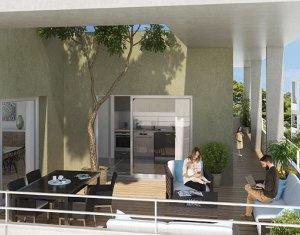 Achat / Vente appartement neuf Toulouse ZAC Saint-Martin-du-Touch (31000) - Réf. 4129