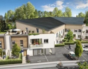 Achat / Vente appartement neuf Tournefeuille (31170) - Réf. 498