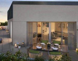 Achat / Vente appartement neuf Tournefeuille proche centre-ville (31170) - Réf. 3813