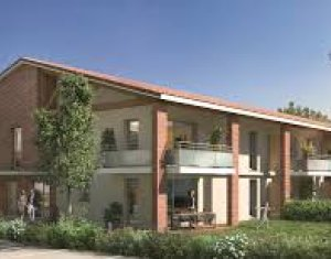 Achat / Vente appartement neuf Tournefeuille proche du centre-ville (31170) - Réf. 3339