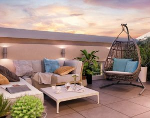 Achat / Vente appartement neuf Tournefeuille proche écoles et commodités (31170) - Réf. 4565