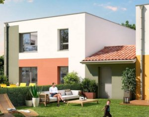Achat / Vente appartement neuf Tournefeuille proche parc de la Ramée (31170) - Réf. 3805