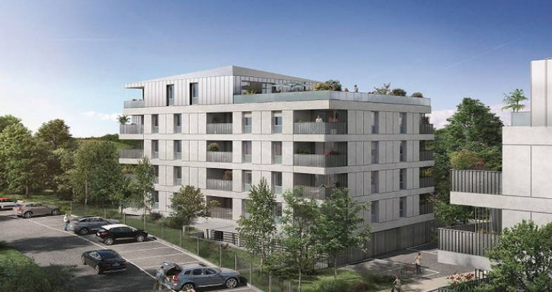 Achat / Vente appartement neuf Au coeur d'un quartier à l'esprit village (31000) - Réf. 5246