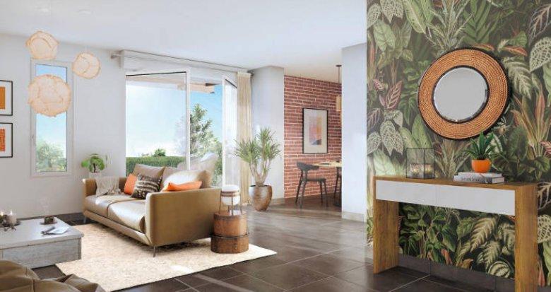 Achat / Vente appartement neuf Balma à 5 minutes du métro (31130) - Réf. 5595