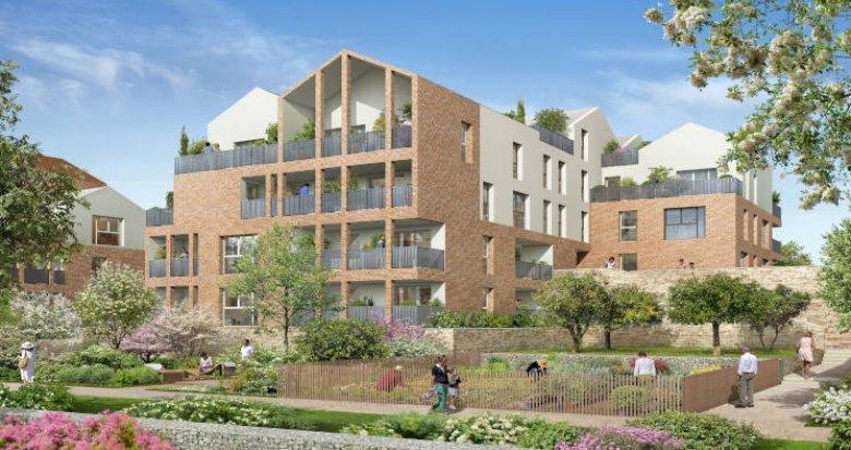 Achat / Vente appartement neuf Balma à deux pas des écoles et des commodités (31130) - Réf. 4220