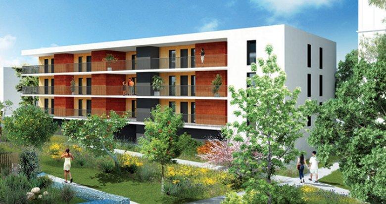 Achat / Vente appartement neuf Balma éco-quartier de Vidailhan (31130) - Réf. 64