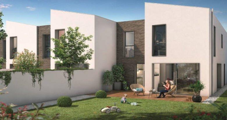 Achat / Vente appartement neuf Beauzelle quartier Andromède (31700) - Réf. 3708