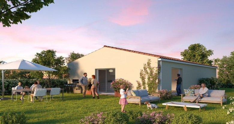 Achat / Vente appartement neuf Bessières aux portes de Toulouse (31660) - Réf. 5496