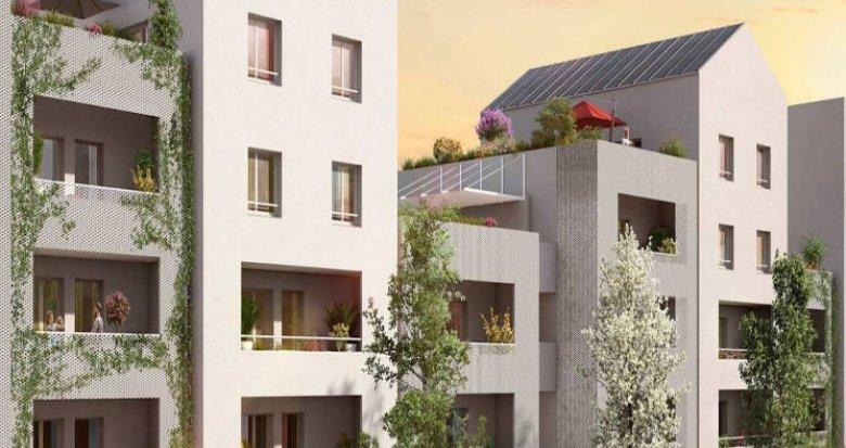 Achat / Vente appartement neuf Blagnac éco-quartier Andromède (31700) - Réf. 4169